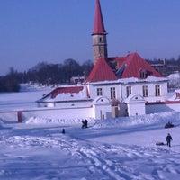 Снимок сделан в Приоратский дворец / Priory Palace пользователем Anna S. 2/24/2013
