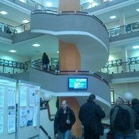 Снимок сделан в Академический университет РАН пользователем Анна С. 10/10/2012