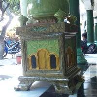 Photo taken at Masjid Ibnu Sina by Fatmamia M. on 4/29/2013