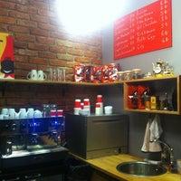 1/5/2013 tarihinde Emel M.ziyaretçi tarafından 1 Kahve'de çekilen fotoğraf