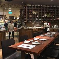 Photo taken at Luk Yu Tea House 陸羽茶樓 by Alexey P. on 1/19/2016
