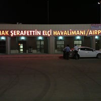 Photo taken at Şırnak Şerafettin Elçi Airport (NKT) by MuRaT on 7/26/2013