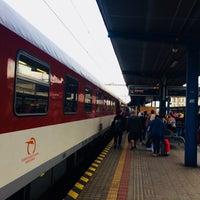 Photo taken at Platform 3 by Jakub . on 6/15/2018
