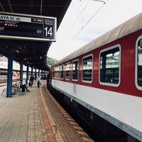 Photo taken at Platform 3 by Jakub . on 6/24/2018