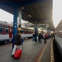 Photo taken at Platform 3 by Jakub . on 6/22/2018