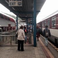 Photo taken at Platform 3 by Jakub . on 7/18/2018