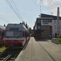 Photo taken at Železničná stanica Štrbské Pleso by Jakub . on 8/25/2017