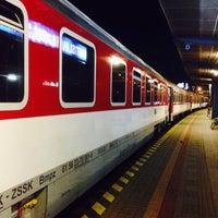 Photo taken at Platform 3 by Jakub . on 7/29/2018