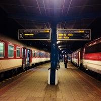 Photo taken at Platform 3 by Jakub . on 5/11/2018