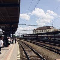 Photo taken at Platform 3 by Jakub . on 5/21/2018