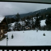 Photo taken at Les Alpages by Thomas D. on 2/1/2014