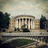 Photo taken at МЦКМ «Жовтневий Палац» by Oxana S. on 7/26/2013
