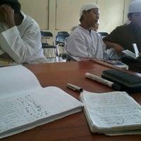 Photo taken at PP Riyadhussholihiin by Aiman A. on 9/25/2012