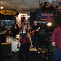 Photo taken at The Blue Parrot by Leandro D. on 12/22/2012
