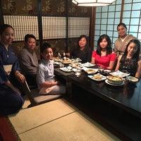 Photo taken at Sato Japanese Restaurant- Bahrain by 12ic0B 🇵🇭 on 5/21/2016