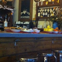 Photo taken at Osteria Vineria Guerrina by Francesca P. on 1/8/2015