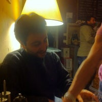 Photo taken at Osteria Vineria Guerrina by Francesca P. on 11/1/2014