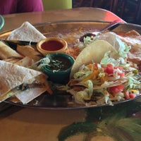 Photo taken at Jalepenos Family Mexican Restaurant & Lounge by Michael B. on 3/27/2013