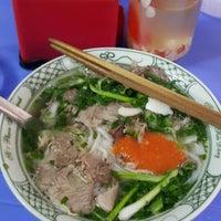 Photo taken at Phở Phạm Sư Mạnh by HTA on 2/10/2015