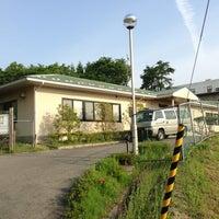 Photo taken at にこにこふれあいセンター by Atsushi B. on 5/27/2013