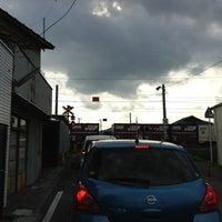 Photo taken at 東北本線 青田村道踏切 by Atsushi B. on 7/2/2013