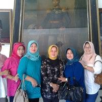Photo taken at Bangsal Srimanganti Kraton Yogyakarta by Eny M. on 3/1/2014