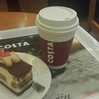 Photo taken at Costa Coffee (咖世家) by Pınar K. on 1/12/2016