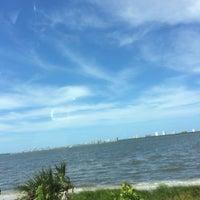 Photo taken at Jensen Beach, FL by Juillet M. on 6/3/2014