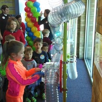 Photo taken at Children's Museum of Brownsville by Sal Y. on 2/12/2014