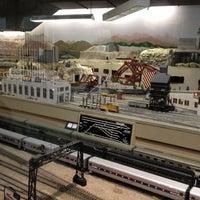 Снимок сделан в San Diego Model Railroad Museum пользователем Irma 10/21/2012