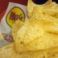Photo taken at Moe's Southwest Grill by Jorge C. on 10/24/2012