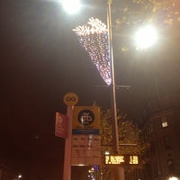 Photo taken at Dublin Bus Stop No 6059 by Rafah S. on 12/12/2012