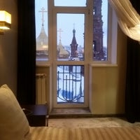Foto scattata a Art Hotel da Павел В. il 12/5/2014