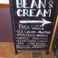 Photo taken at Bean and Cream Co. by Jim G. on 12/4/2012