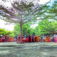 Photo taken at วัดทองพุ่มพวง by Chatchai A. on 6/5/2014