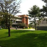 Photo taken at Universidad Iberoamericana by Francisco C. on 9/29/2012
