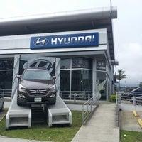Photo taken at Hyundai by Armando V. on 10/18/2012