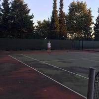 7/21/2016にNuray Y.がİTÜ Tenis Kortlarıで撮った写真