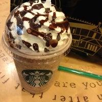 Photo taken at Starbucks by Rilak K. on 10/20/2012