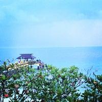 Photo taken at Golden Bay Beach Resort by Jea Lyka C. on 1/1/2016
