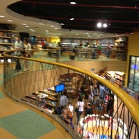 Photo taken at Livraria Cultura by Eunice on 11/17/2012