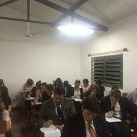 Photo taken at Facultad de Derecho Y Ciencias Sociales Filial Benjamín Aceval by Rodrigo A E. on 11/27/2015