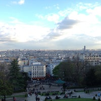 Photo taken at Montmartre by BOBBY on 4/19/2013
