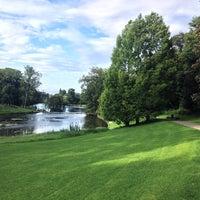 Photo prise au Parc de Woluwe par Eldar G. le8/11/2014