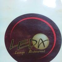 Photo taken at Leda Lounge Restaurant by Vinamra S. on 8/29/2014