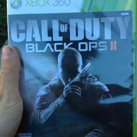 Photo taken at GameStop by Sawyer on 11/24/2012