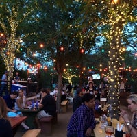 Photo taken at Katy Trail Ice House Outpost by Michael M. on 5/19/2014