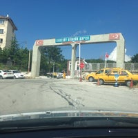 Photo taken at Dereköy Sınır Kapısı by Omer G. on 6/22/2014