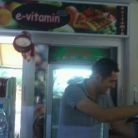 Photo taken at E-Cafe by Ibrahim A. on 10/15/2012