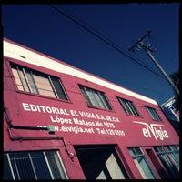 Photo taken at Periódico  El Vigía by Georgina B. on 11/22/2012